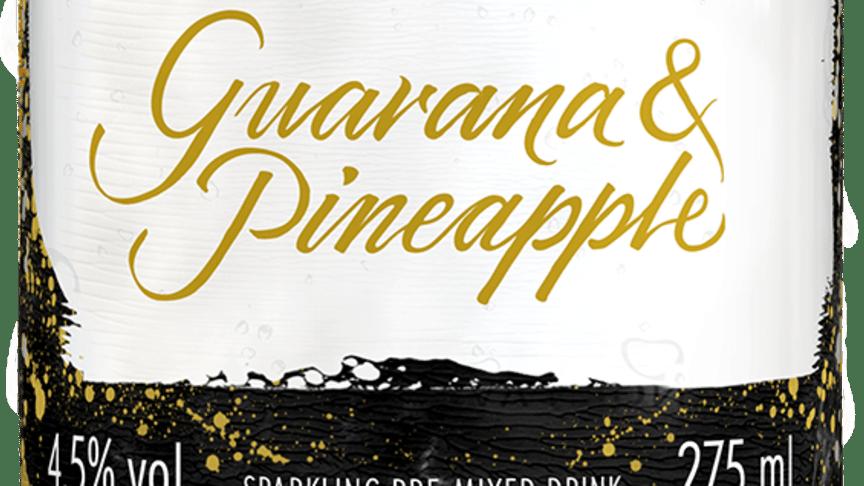 Absolut Mixt Guarana & Pineapple
