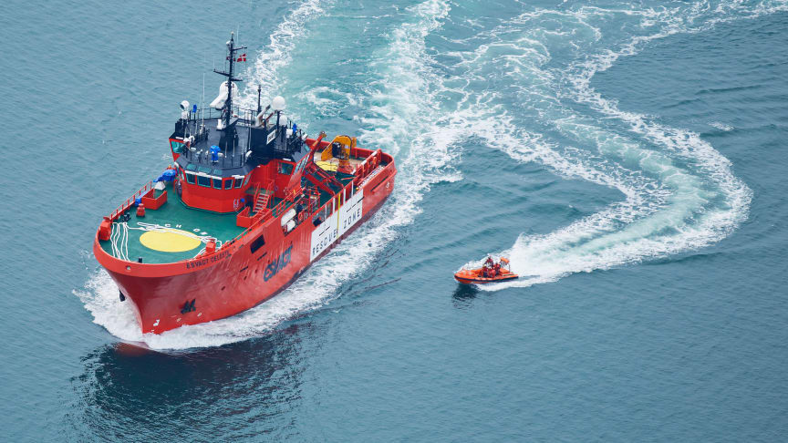 ESVAGT and TotalEnergies have closed several contracts as part of the marine spread for the Danish part of the North Sea.