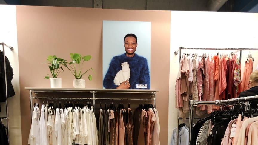 I höst öppnar Erikshjälpen Second Hand nya butiker i Oslo, Göteborg och Stockholm.