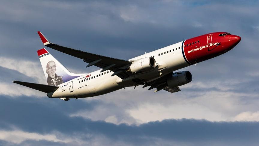 Norwegian ställer in cirka 3000 avgångar och varslar om permittering på grund av effekterna av COVID-19