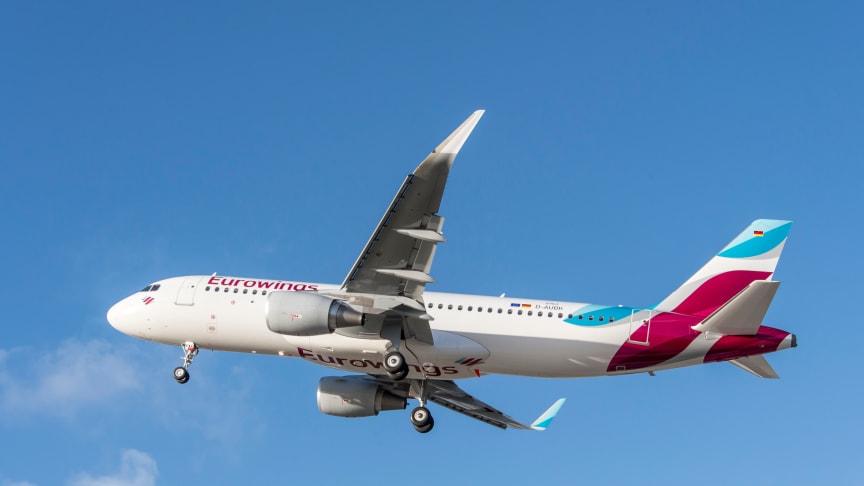 Photo: Eurowings A320
