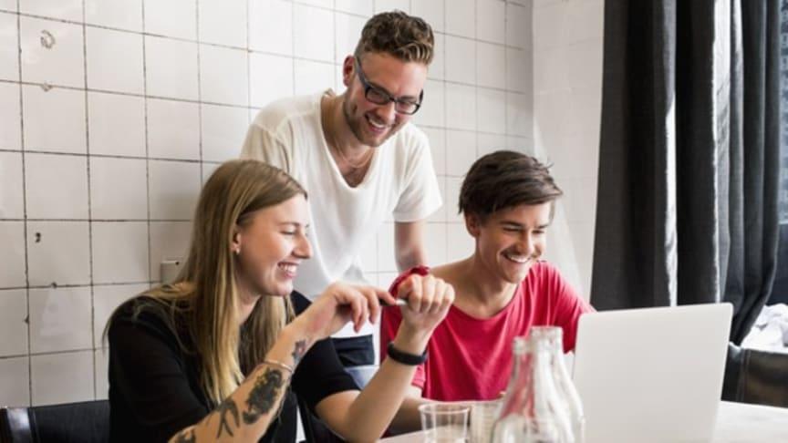 Bolag från Umeå, Växjö och Bjärred  till Startup-Sweden