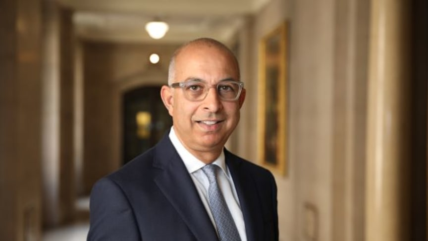 Ron Kalifa will join the ECB Board as an Independent Non-Executive Director