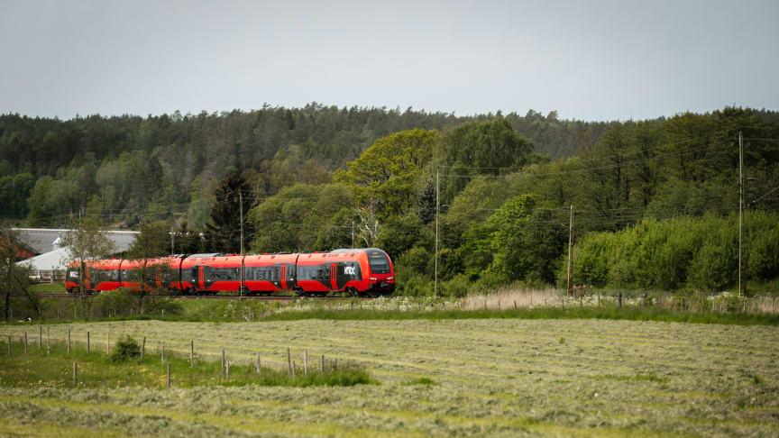 MTRX punktligast mellan Stockholm och Göteborg 2020 med rekordsiffror