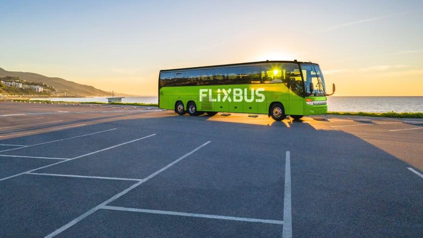 FlixBus fortsätter att växa – startar bussverksamhet i Brasilien