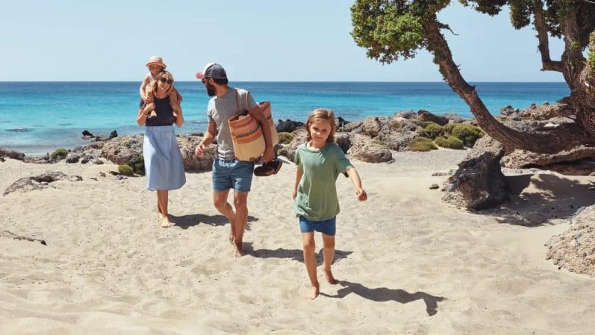 Kevään lomia varataan nyt – TUIn 5 suosituinta ranta- ja kaupunkikohdetta