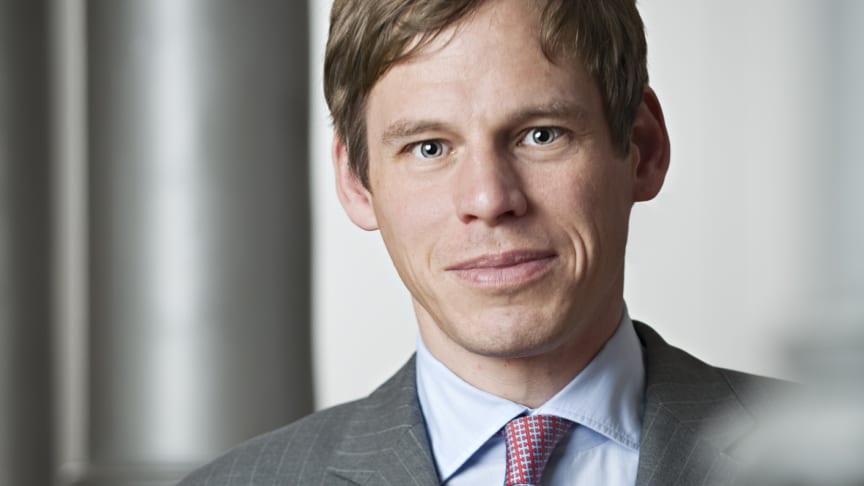 """Marc Drießen, Geschäftsführer des Bereichs """"Real Assets"""" bei der HANSAINVEST"""