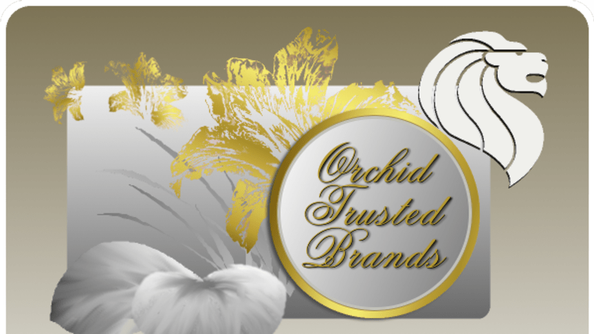 Evorich Flooring Group Awarded Orchid Trusted Brands 2012