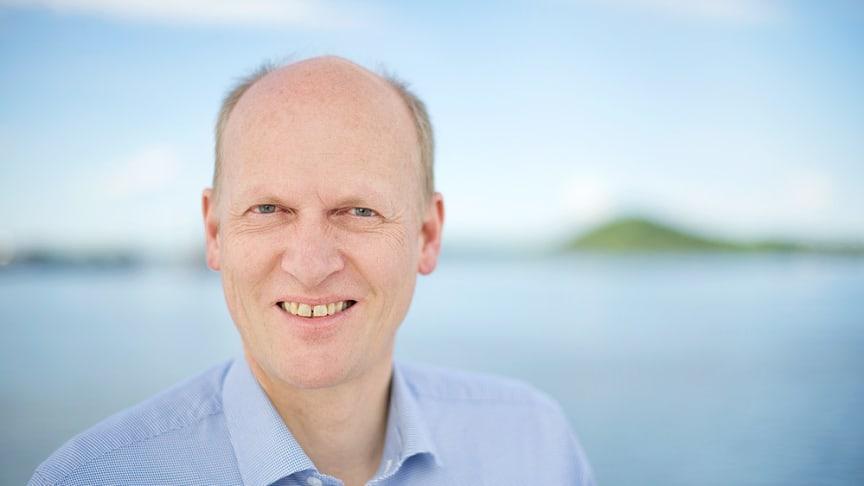 Anders B Werp. Foto: CF Wesenberg, https://www.flickr.com/photos/hoyre/9393375470