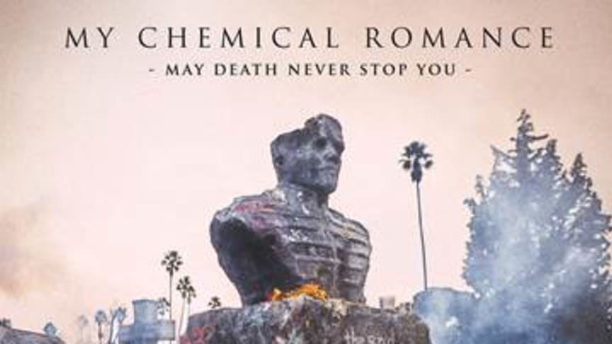 My Chemical Romance setter punktum med uutgitt låt og samlealbum