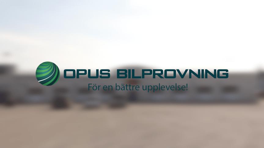 """Opus Bilprovnings remissvar på """"Införlivande av besiktningspaketet"""""""