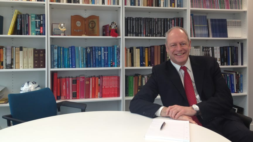 New Pro Vice-Chancellor for Business and Law at Northumbria