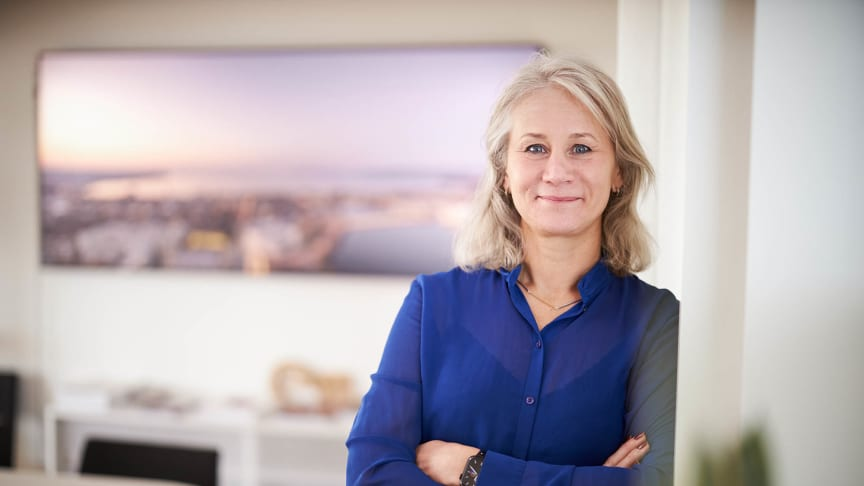 Agneta Marell, foto Patrik Svedberg