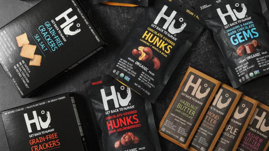 Mondelez International rachète la marque de snacking sain Hu