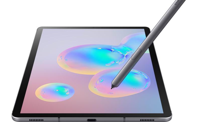 Samsung Galaxy Tab S6:n myynti alkaa huomenna – luovuutta ja voimaa kevyessä paketissa