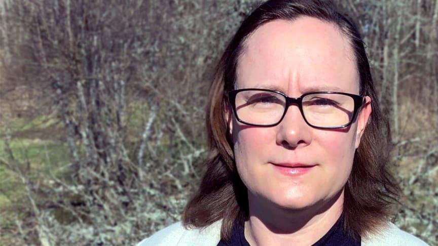 Marie Engström, tillträdande avdelningschef Region Öst
