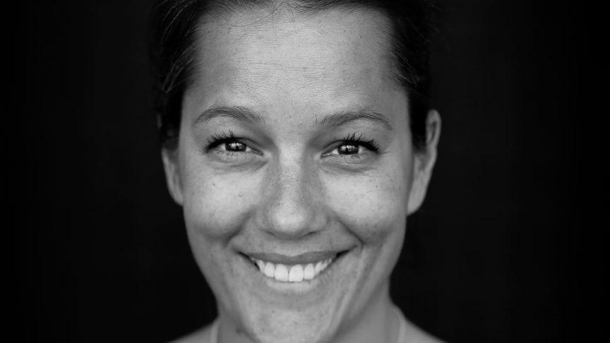 Inger Ashing, ny CEO för Save The Children. Fotograf: Ulrika Pudas