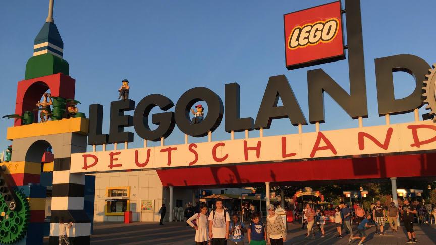 Ausflug ins Legoland
