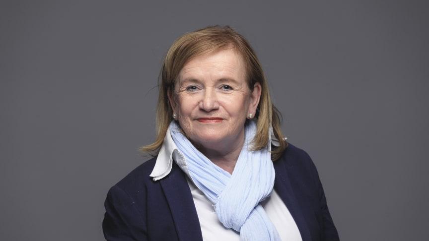 Kristin Pettersen blir Sjømatrådets nye utsending til Tyskland. Foto: Marius Fiskum