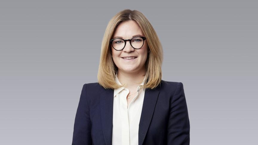 Colliers har rekryterat Lovisa Andersson som Director Agency.