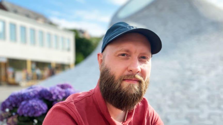 Kari Nöjd on Swecon kestävien aluehankkeiden projektipäällikkö.
