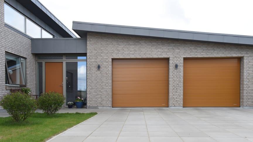 Gode råd, når du skal købe en ny garageport