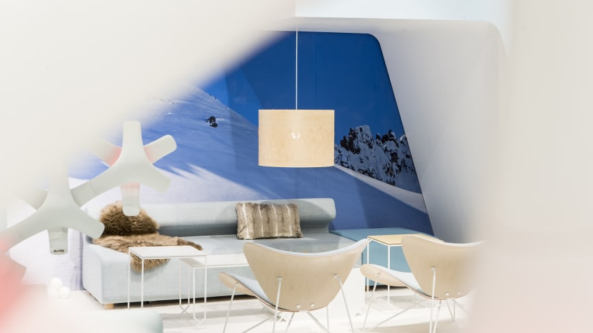 Stockholm Furniture & Light Fair is the world's largest meeting place for Scandinavian design
