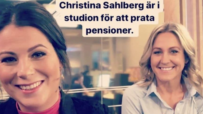Pensionsjungeln - Aftonbladet morgon