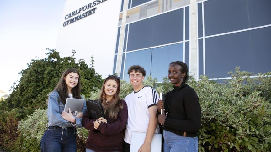 Carlforsska gymnasiet växer – ett av flera beslut i gymnasieutredningen