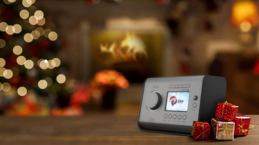 VI ELSKER JULEMUSIKK: Julekanalen P7 Klem fortsetter å slå alle lytterrekorder, og er nå landets tredje største radiokanal.