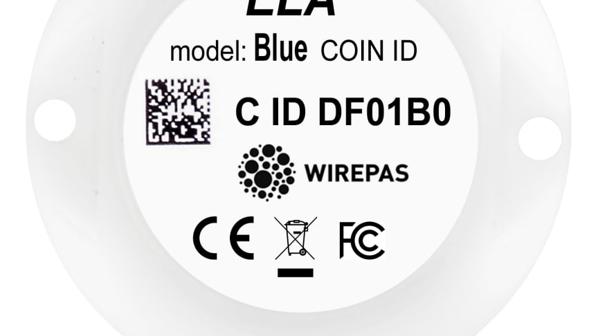 Blue Coin ID Wirepas