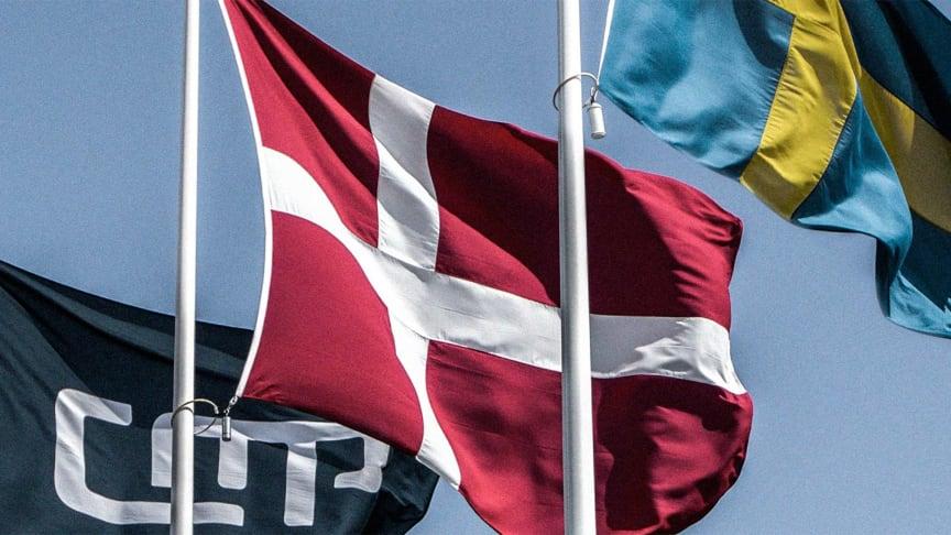 Årets første krydstogtskibe besøger Københavns Havn