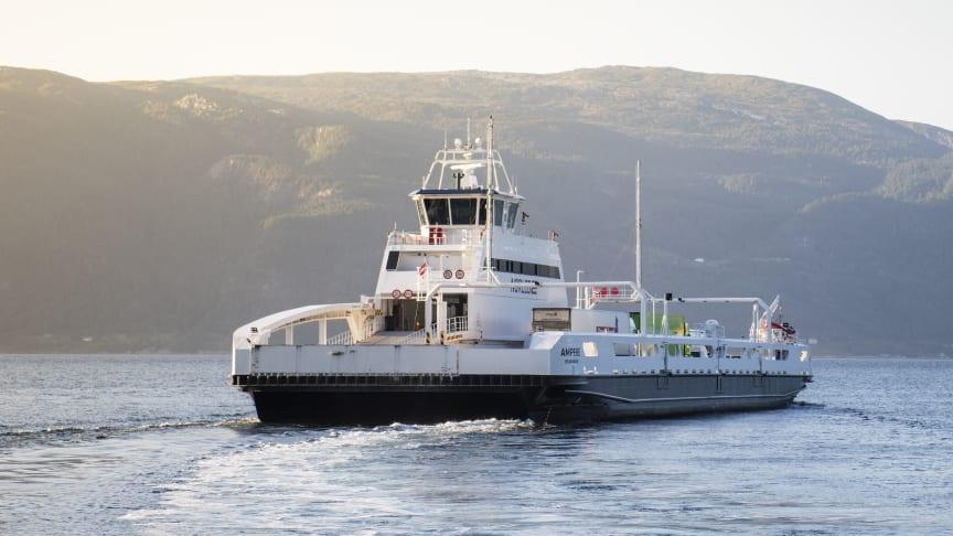 Batterifergen Ampere er et ferskt norsk eksempel på teknologisk nyskaping til sjøs.