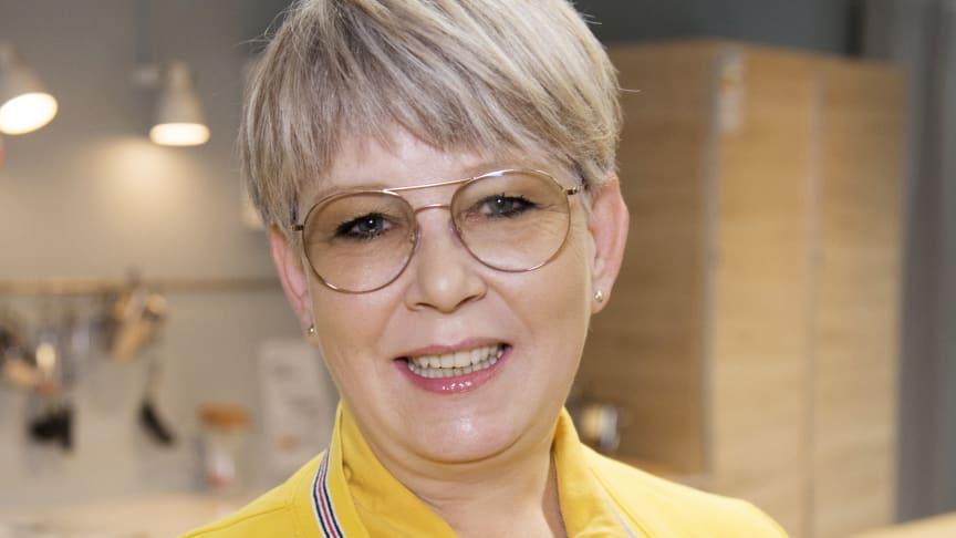Varehuschef i IKEA Gentofte, Lena Vandal.