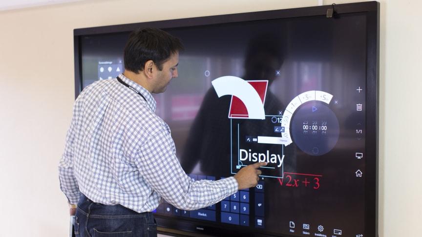Digitalt lärande underlättar individanpassad pedagogik
