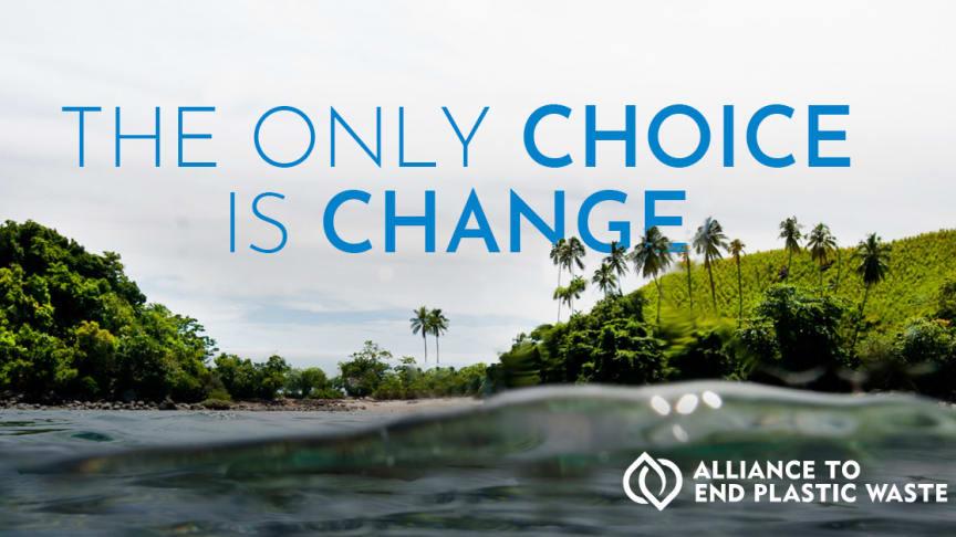 Veolia i global allians för att stoppa plastnedskräpning
