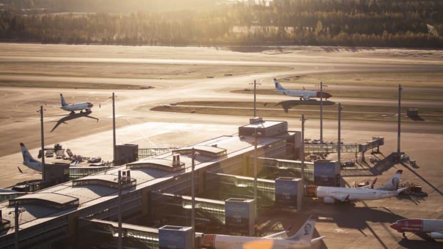 Norwegians trafiksiffror för juni visar fortsatt positiv trend