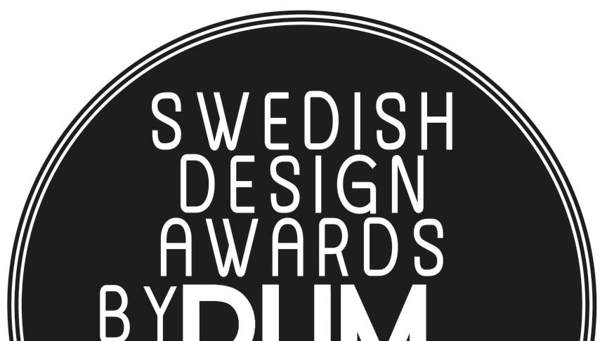 Nominerade till design- och arkitekturpriset Swedish Design Awards by RUM 2021