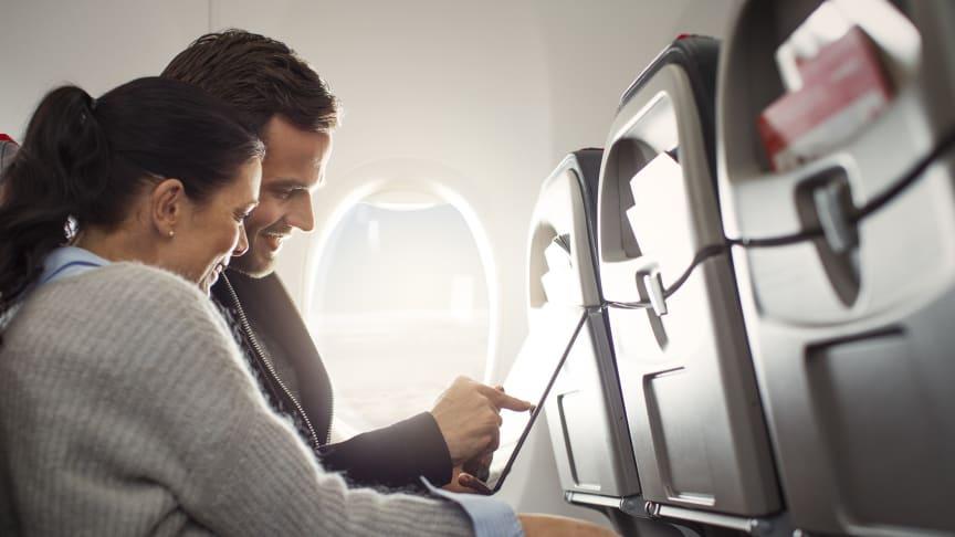 Norwegian lanseeraa nopean WiFi-yhteyden Euroopan reiteillä.