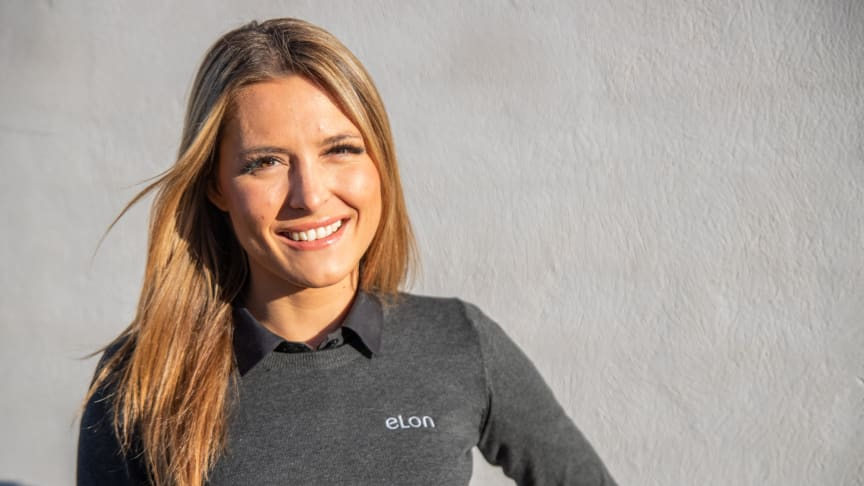 Josefine Jisland, butikschef Elon Sisjön
