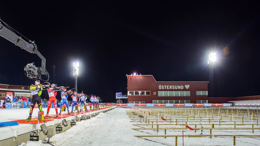 Pressinbjudan: Snöbrist en fara för svensk vintersport