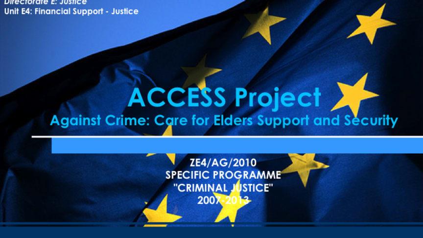Bristande kunskap om äldres utsatthet för brott
