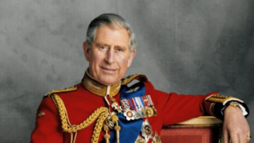 Prins Charles kommenterar Volontärbyråns projekt!