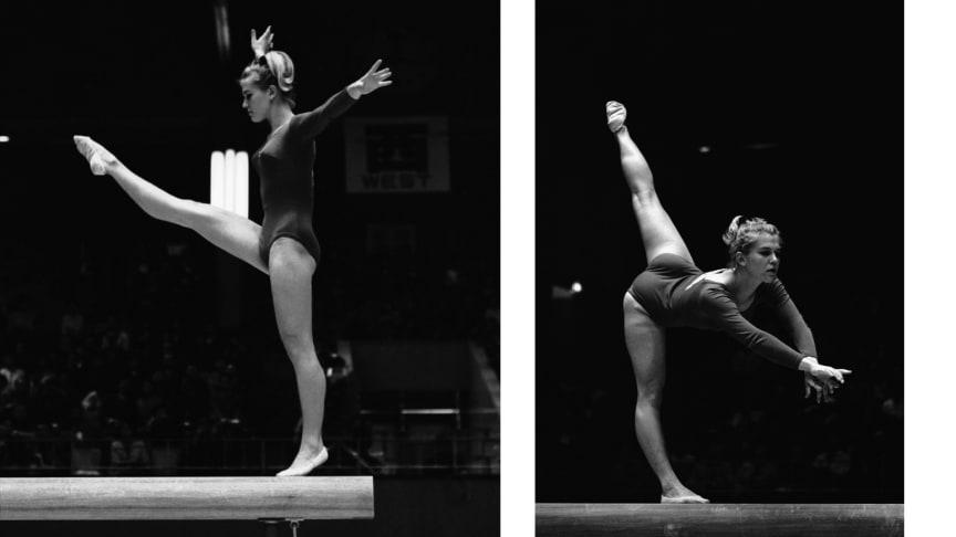 Tidigare gymnasten Marie Björk har deltagit i tre OS (München 1972, Mexico City 1968 och Tokyo 1964). Foto: IOK