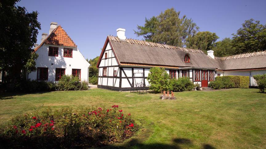 Mothsgårdens have