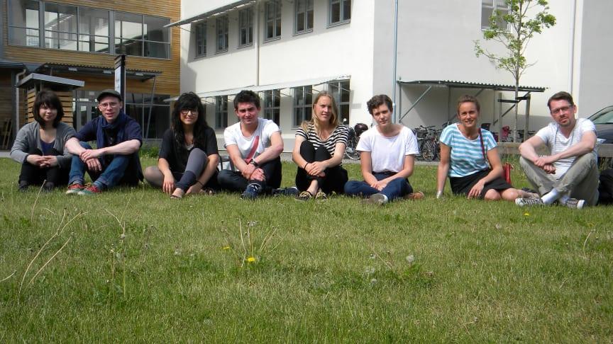 Kreativ och spännande sommar för företagen i Sommardesignkontoret GävleDala