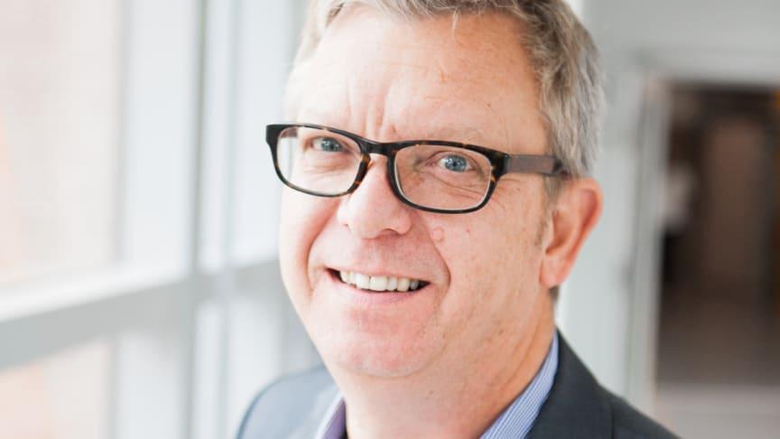 Thomas Persson är ny styrelseordförande för Högskolan Väst.