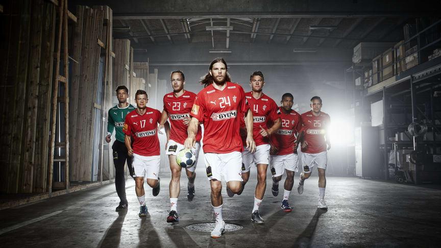 Efter 5 år som hovedsponsor af Herrehåndboldlandsholdet har Bygma opsagt kontrakten med udgangen af maj 2021