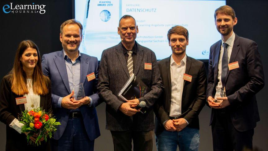 Auszeichnung mit dem eLearning Award 2019