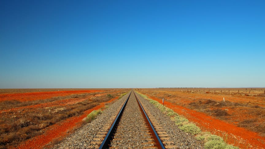 The Trans-Siberian route is gaining ground as a solid backbone for rail freight from China to Europe. (Photo: Shutterstock)